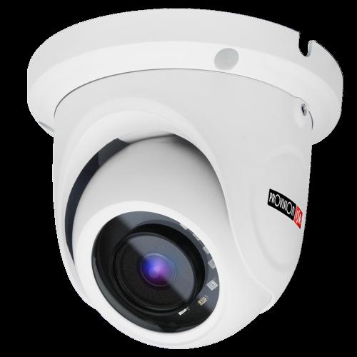 4 Мп купольная IP видеокамера DI-340IP5S36