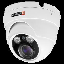 2 Мп купольная IP видеокамера c вариофокальным объективом DI-390IP5SVF