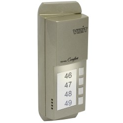 Блок вызова БВД-405А-4